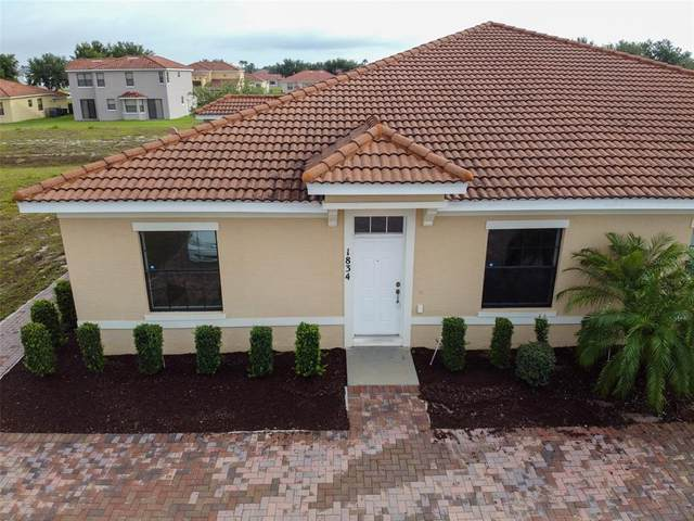 1834 Coriander Drive, Poinciana, FL 34759 (MLS #S5052065) :: Your Florida House Team