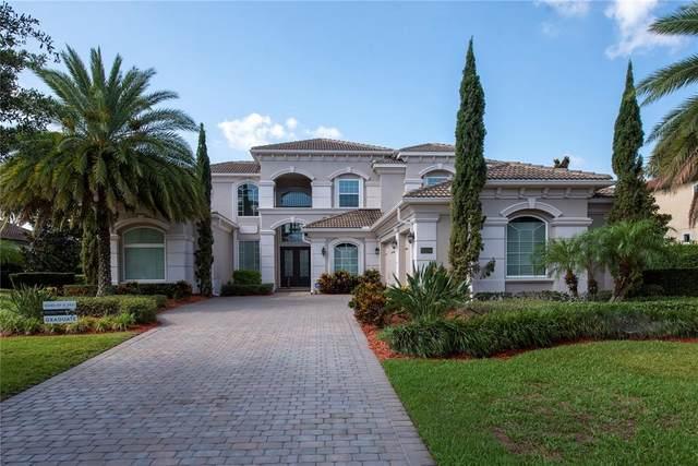 13334 Bellaria Circle, Windermere, FL 34786 (MLS #S5052359) :: Rabell Realty Group
