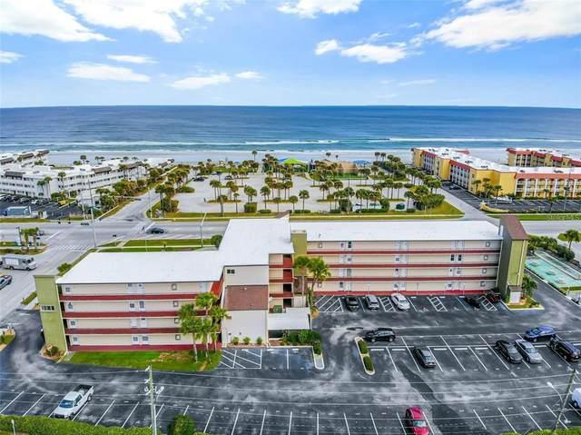 3700 S Atlantic Avenue #202, New Smyrna Beach, FL 32169 (MLS #S5053558) :: Sarasota Home Specialists