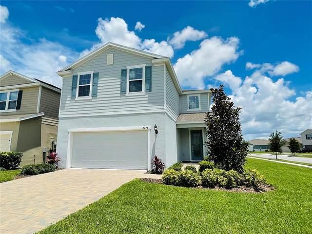 2275 Bur Oak Boulevard, Saint Cloud, FL 34771 (MLS #S5053985) :: Griffin Group