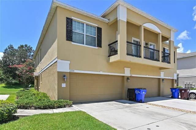 2220 Betsy Ross Lane #2220, Saint Cloud, FL 34769 (MLS #S5053997) :: Stellar Home Sales