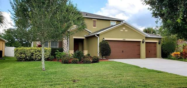 4165 Key Colony Place, Kissimmee, FL 34746 (MLS #S5054007) :: Dalton Wade Real Estate Group