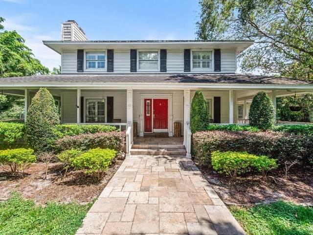 8273 E Wilson Terrace, Orlando, FL 32819 (MLS #S5054289) :: Rabell Realty Group