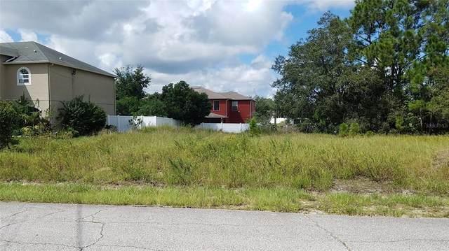 826 James Drive, Poinciana, FL 34759 (MLS #S5056193) :: Everlane Realty