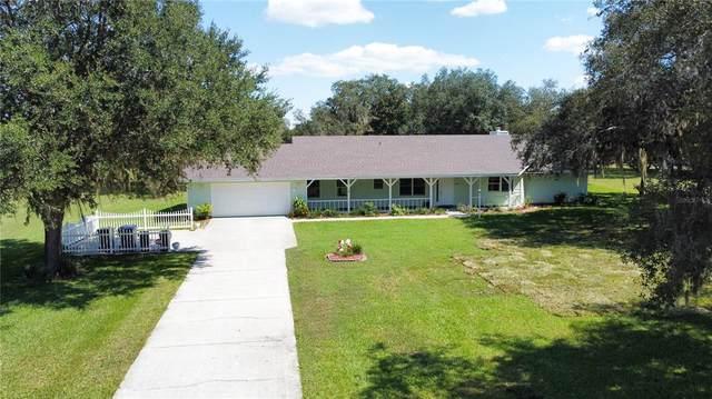 2058 Capps Road, Lake Wales, FL 33898 (MLS #S5056563) :: Premium Properties Real Estate Services
