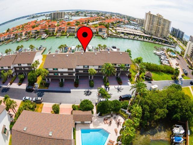 107 Marina Del Rey Court, Clearwater Beach, FL 33767 (MLS #T2847641) :: The Duncan Duo & Associates