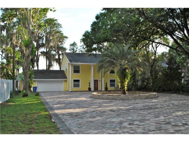 1906 Van Dyke Road, Lutz, FL 33548 (MLS #T2867146) :: The Duncan Duo & Associates