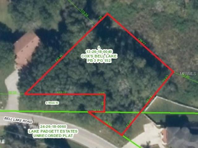 Bell Lake Road, Land O Lakes, FL 34639 (MLS #T2879235) :: Delgado Home Team at Keller Williams