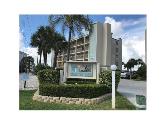 9825 Harrell Avenue #303, Treasure Island, FL 33706 (MLS #T2889093) :: Gate Arty & the Group - Keller Williams Realty