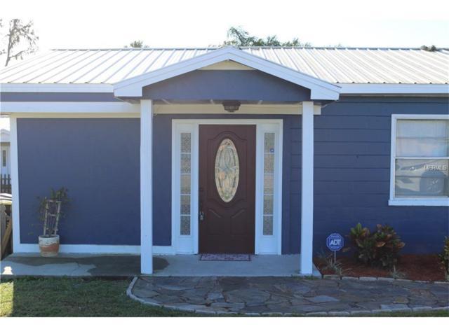 1821 N Lake Reedy Boulevard, Frostproof, FL 33843 (MLS #T2895770) :: The Duncan Duo Team
