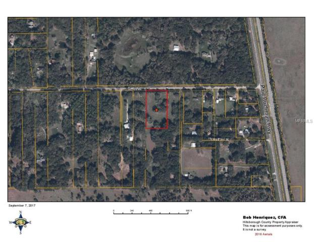 2445 Bruton Road, Plant City, FL 33565 (MLS #T2903129) :: Homepride Realty Services