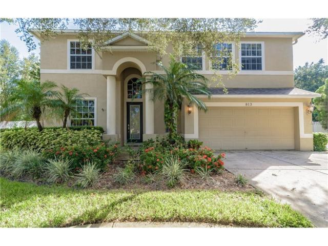 813 Woodcarver Lane, Brandon, FL 33510 (MLS #T2904874) :: KELLER WILLIAMS CLASSIC VI