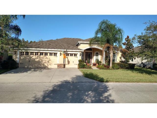10483 Hyannisport Loop, San Antonio, FL 33576 (MLS #T2907726) :: Delgado Home Team at Keller Williams