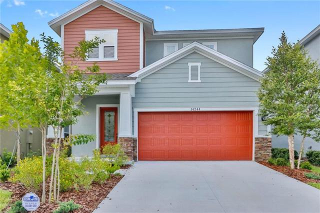 14244 Natures Reserve Drive, Lithia, FL 33547 (MLS #T2912571) :: The Duncan Duo Team