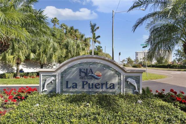 5825 La Puerta Del Sol Boulevard S #268, St Petersburg, FL 33715 (MLS #T2916473) :: The Duncan Duo Team