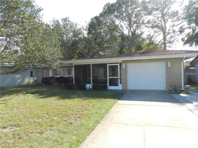 2129 Indigo Drive, Clearwater, FL 33763 (MLS #T2920069) :: The Lockhart Team