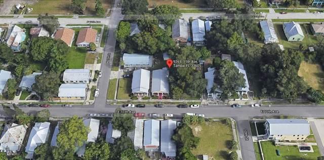 926 E 11TH Avenue, Tampa, FL 33605 (MLS #T2921791) :: RE/MAX Elite Realty