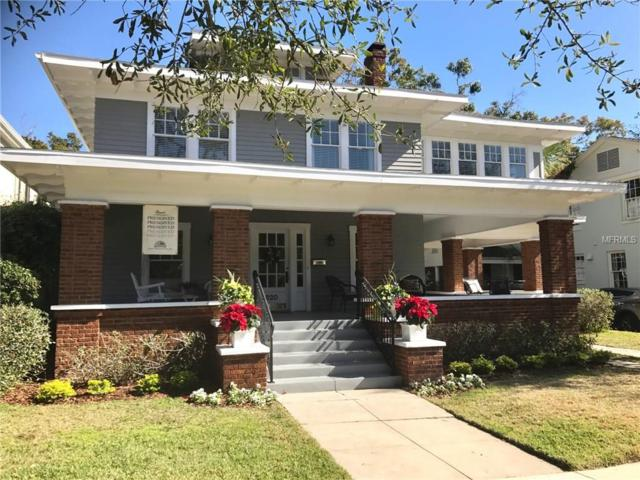 820 S Delaware Avenue, Tampa, FL 33606 (MLS #T2922907) :: Team Bohannon Keller Williams, Tampa Properties