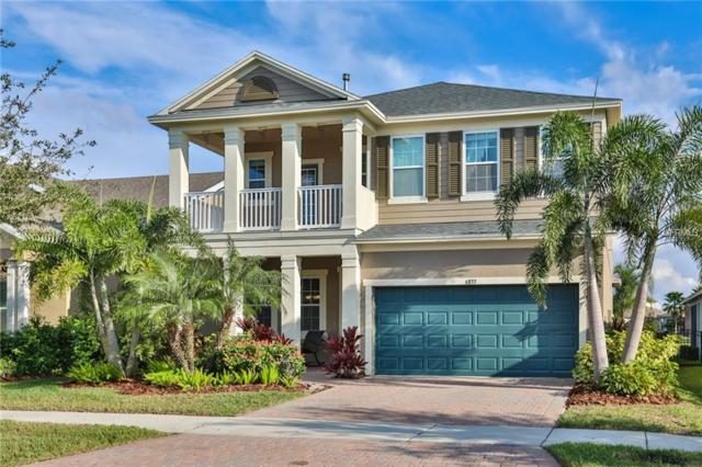 6833 Park Strand Drive, Apollo Beach, FL 33572 (MLS #T2923013) :: The Lockhart Team