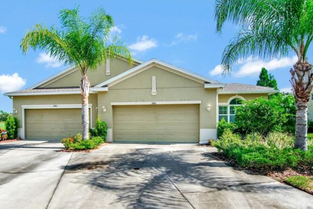 2461 Nottingham Greens Drive, Sun City Center, FL 33573 (MLS #T2923992) :: The Duncan Duo Team