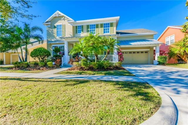 5248 Brighton Shore Drive, Apollo Beach, FL 33572 (MLS #T2926903) :: Arruda Family Real Estate Team
