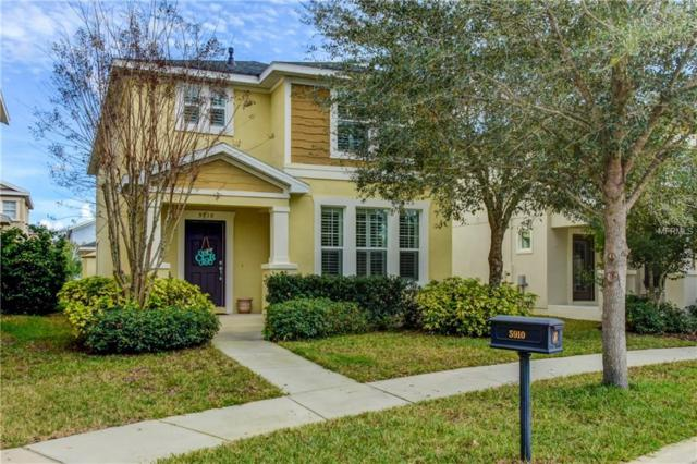 5910 Goldenbark Place, Lithia, FL 33547 (MLS #T2929190) :: The Duncan Duo Team
