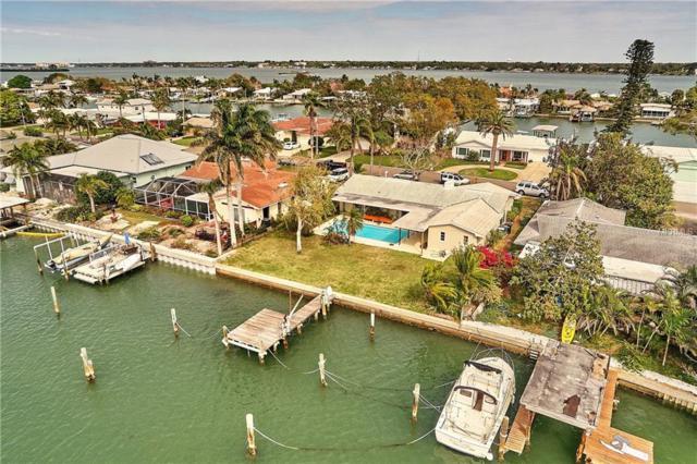 118 Midway Island, Clearwater Beach, FL 33767 (MLS #T2930401) :: The Lockhart Team