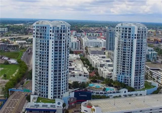 449 S 12TH Street #1804, Tampa, FL 33602 (MLS #T2931162) :: The Duncan Duo Team