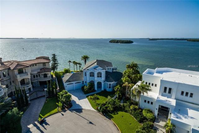 104 Sands Point Drive, Tierra Verde, FL 33715 (MLS #T2931883) :: The Signature Homes of Campbell-Plummer & Merritt
