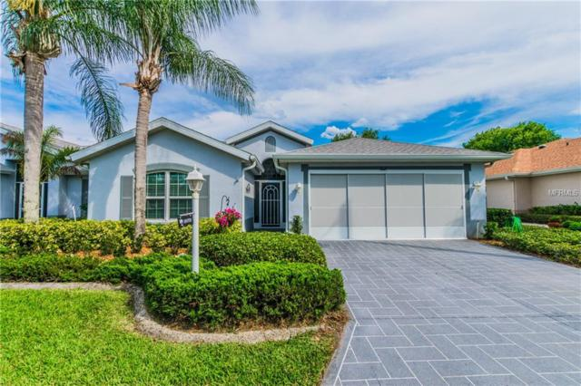 939 Villeroy Greens Drive #61, Sun City Center, FL 33573 (MLS #T2932635) :: Team Bohannon Keller Williams, Tampa Properties