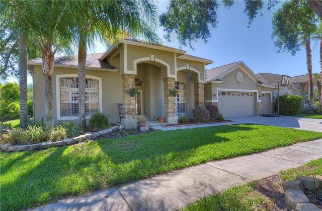 4816 Mirabella Place, Lutz, FL 33558 (MLS #T2932820) :: The Duncan Duo Team