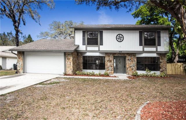 206 Bayfield Drive, Brandon, FL 33511 (MLS #T2935231) :: Team Bohannon Keller Williams, Tampa Properties