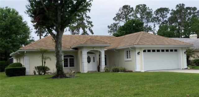 5349 Blue Heron Lane, Wesley Chapel, FL 33543 (MLS #T2936690) :: The Duncan Duo Team