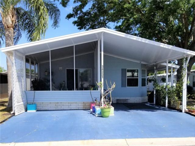 34331 Country Breeze Avenue, Zephyrhills, FL 33543 (MLS #T2937661) :: The Duncan Duo Team