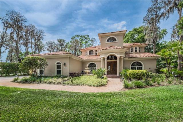 15521 Lake Magdalene Boulevard, Tampa, FL 33613 (MLS #T2938045) :: Team Bohannon Keller Williams, Tampa Properties