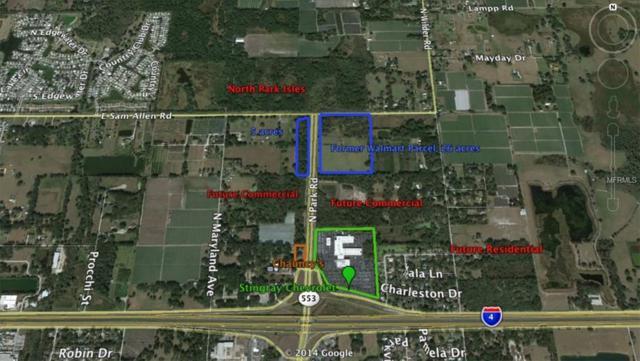 0 N Park Road, Plant City, FL 33563 (MLS #T3100655) :: KELLER WILLIAMS CLASSIC VI