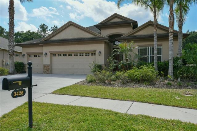 3426 Grassglen Place, Wesley Chapel, FL 33544 (MLS #T3101997) :: Team Bohannon Keller Williams, Tampa Properties