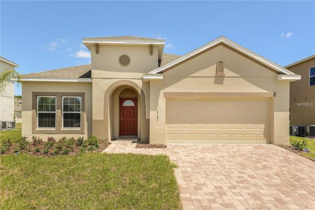 2181 Preston Lane, Kissimmee, FL 34746 (MLS #T3102790) :: The Duncan Duo Team