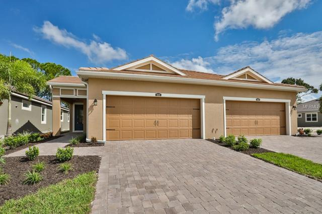 8608 Rain Song Road #353, Sarasota, FL 34238 (MLS #T3103442) :: The Duncan Duo Team