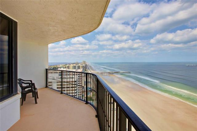 3757 S Atlantic Avenue #1903, Daytona Beach Shores, FL 32118 (MLS #T3103731) :: The Duncan Duo Team