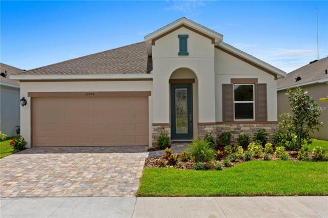 13909 Kingfisher Glen Drive, Lithia, FL 33547 (MLS #T3104083) :: The Duncan Duo Team