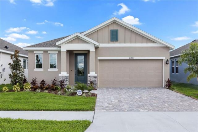 13907 Kingfisher Glen Drive, Lithia, FL 33547 (MLS #T3104096) :: The Duncan Duo Team