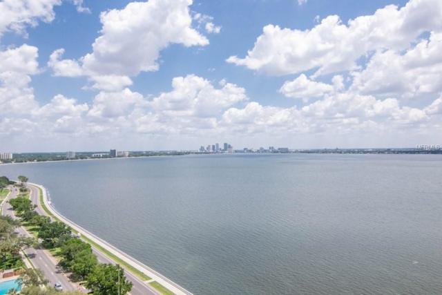 4201 Bayshore Boulevard #1804, Tampa, FL 33611 (MLS #T3104374) :: The Duncan Duo Team