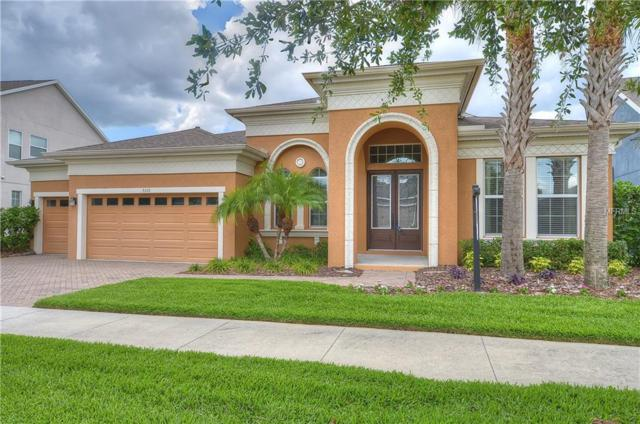 5315 Sanderling Ridge Drive, Lithia, FL 33547 (MLS #T3107316) :: The Duncan Duo Team