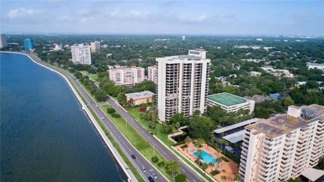 2413 Bayshore Boulevard #2306, Tampa, FL 33629 (MLS #T3108770) :: The Duncan Duo Team