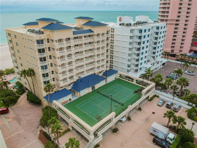 1370 Gulf Boulevard #401, Clearwater Beach, FL 33767 (MLS #T3108891) :: KELLER WILLIAMS CLASSIC VI