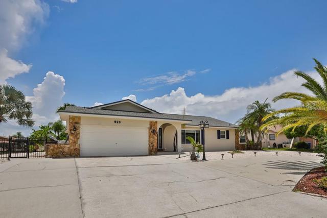 920 Eagle Lane, Apollo Beach, FL 33572 (MLS #T3119281) :: Lovitch Realty Group, LLC