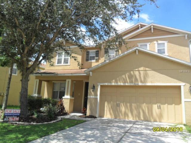 7243 Bridgeview Drive, Wesley Chapel, FL 33545 (MLS #T3121586) :: The Duncan Duo Team