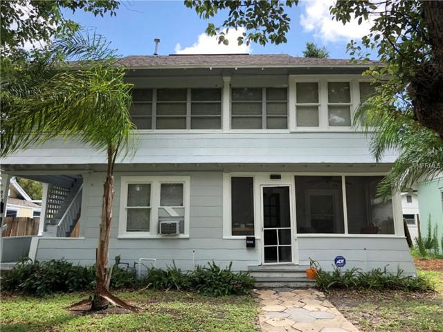 1013 5TH Street N, St Petersburg, FL 33701 (MLS #T3121776) :: Lockhart & Walseth Team, Realtors