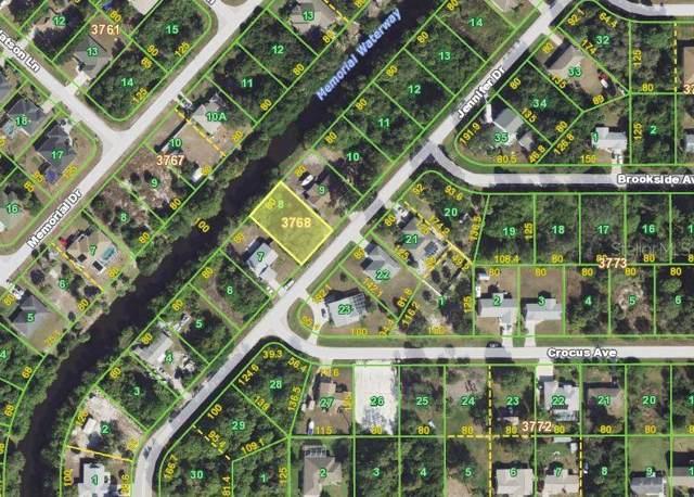 7465 Jennifer Drive, Port Charlotte, FL 33981 (MLS #T3122884) :: The Hustle and Heart Group